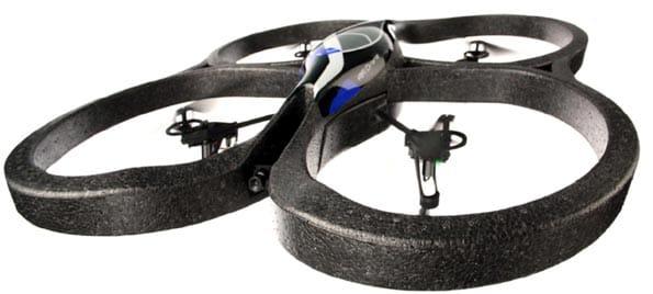 Cuatricoptero AR. Drone de Parrot