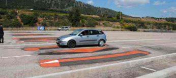Investigadores valencianos mejoran nuevos badenes para frenar la velocidad del tráfico