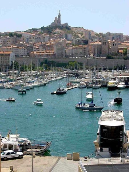 Puerto de Marsella