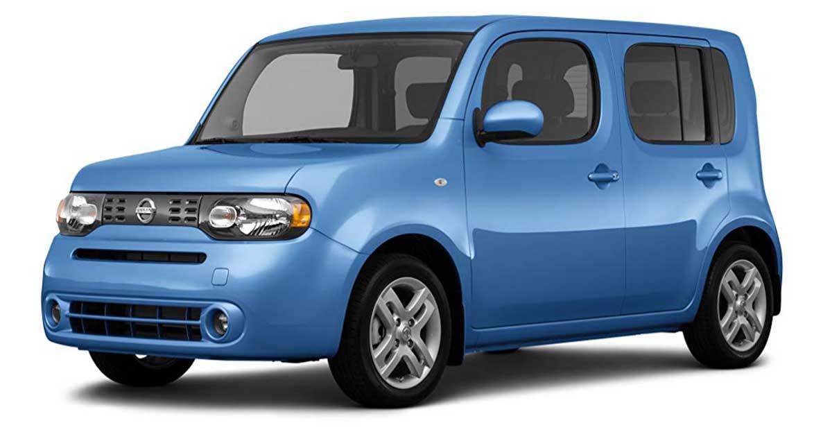 Nissan Cube, un coche diferente