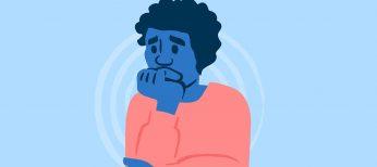 Los ansiosos atienden mal