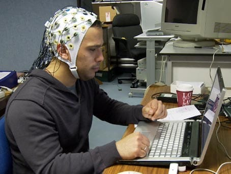 Estudio web estres