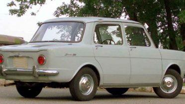 Simca, la marca del coche del amor español
