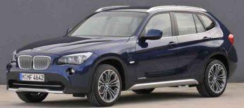 Todos los equipamientos y accesorios del BMW X1
