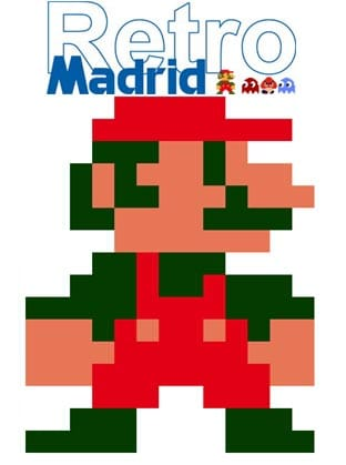 Mario Retro Madrid 2010