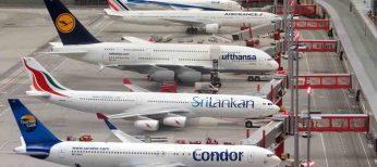 Los pasajeros suspenden a las compañías aéreas y aeropuertos