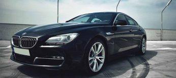 Cinco generaciones del BMW Serie 5