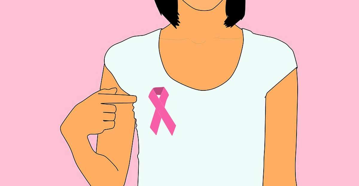Mayor riesgo de cáncer de mama a mayor IMC