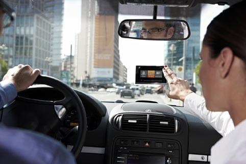 Conducir por ciudad