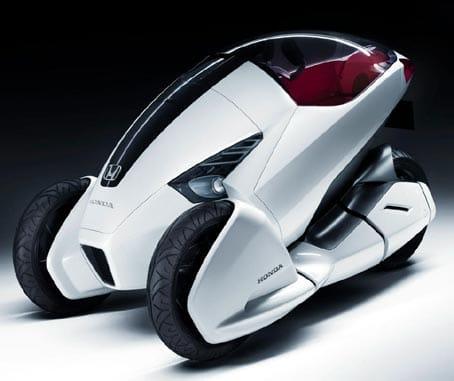 Moto Honda C-3R