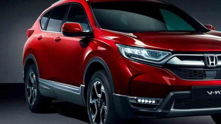 Revisión obligatoria en los Honda CR-V RE6 por riesgo de incendio