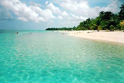 Roatan, isla de Honduras