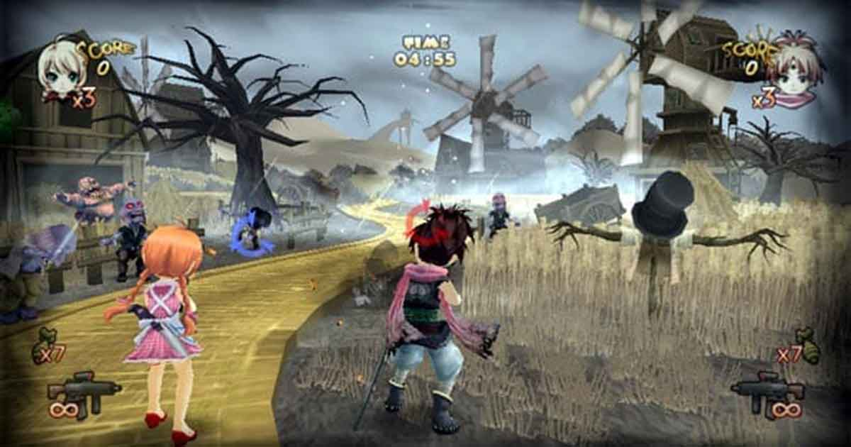 Un videojuego español de matar zombies triunfa en Japón