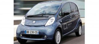 El ion de Peugeot, 130 kilómetros de autonomía con una carga de 6 horas