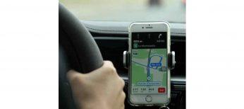 Los navegadores y la nueva Ley de Tráfico: 200 euros de multa por conducir y manipular el GPS