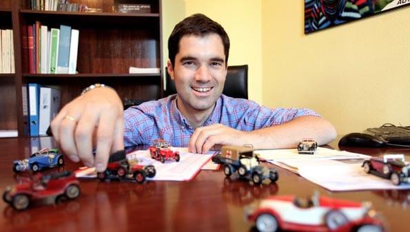 Iñaki Arrola, CEO de coches.com