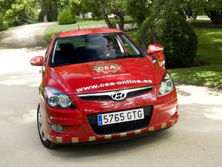 Hyundai para aprender a eco-conducir