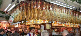 El jamón Ibérico de bellota, un aliado contra el colesterol.
