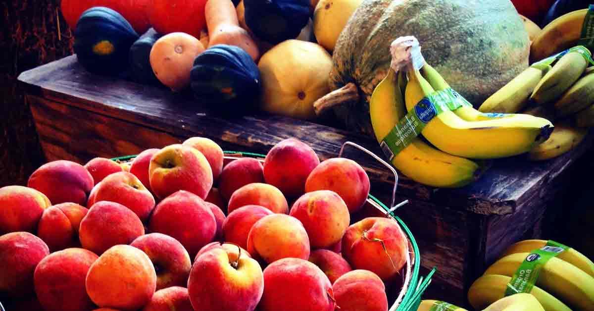 Fruta y verdura ante cáncer de colon