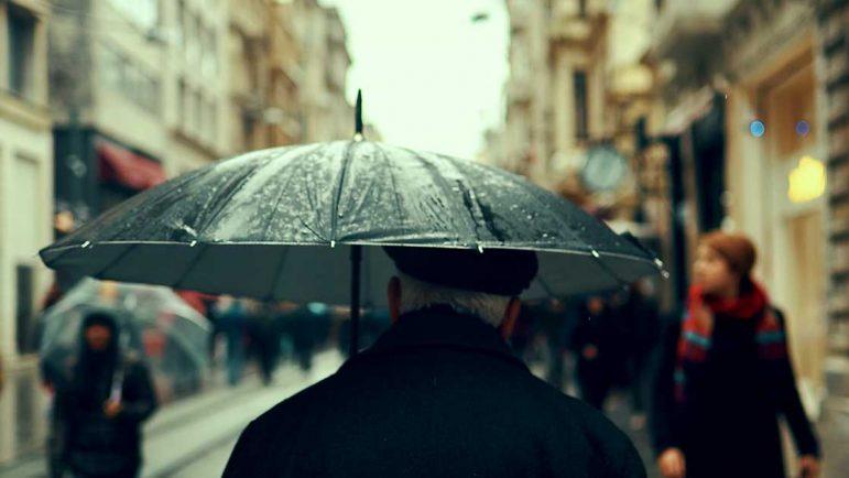 Llueve menos en marzo y junio