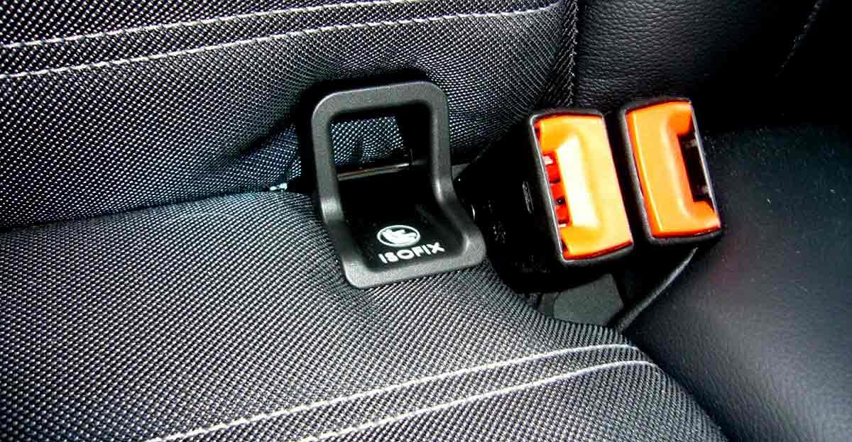 Sillitas de coche Isofix, las más seguras y caras