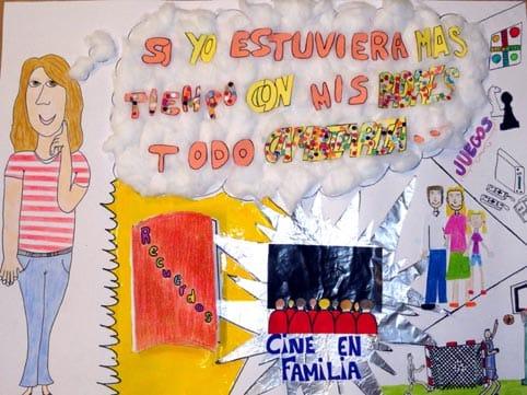 Dibujo ganador concurso conciliación