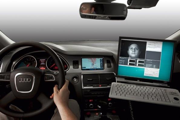 Sistema de seguridad AKTIV de Audi