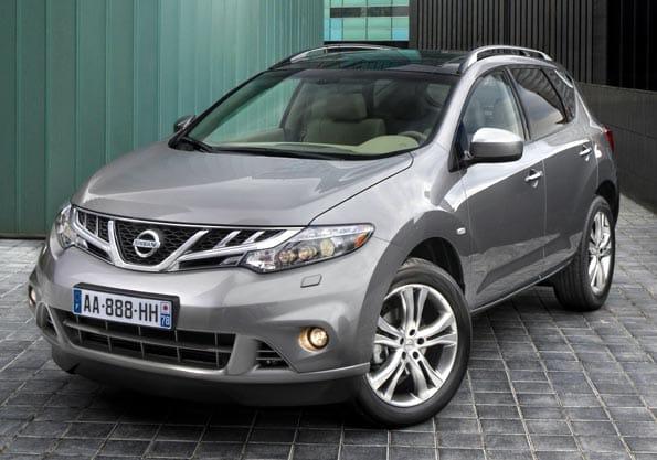 Nissan Murano diésel