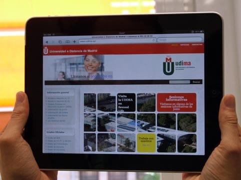 Los que más compran online son los propietarios de un iPad.