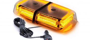 Luz giratoria para señalizar también en situaciones de emergencia