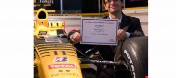 Una buena idea, 10 km/h más en los monoplaza y un trabajo de ingeniero en Renault Formula 1