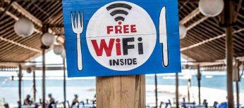 Cuidado a la hora de conectarse por wifi durante las vacaciones