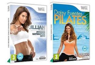 Videojuegos para Wii de gimnasia y pilates