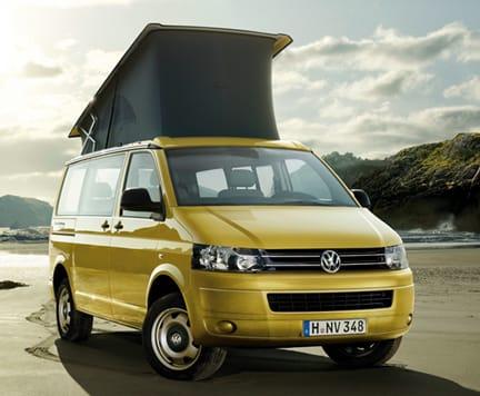 Caravana Volkswagen California Beach