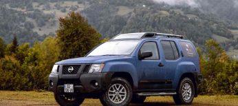 Nissan prepara los coches para que no choquen ante una frenada de emergencia
