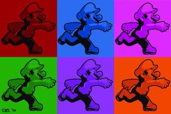 Mario Pop