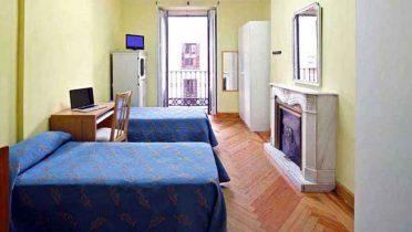 Compartir habitación en Madrid cuesta 361 euros