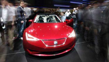 Seat presenta su sportcoupé eléctrico: IBE