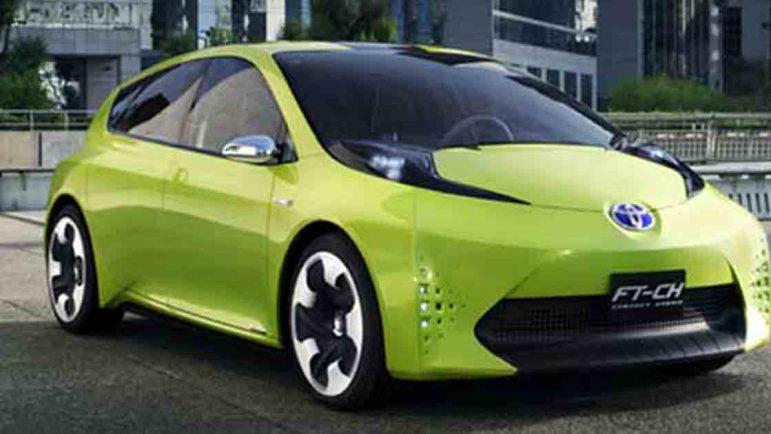 El futuro de Toyota: FT-CH