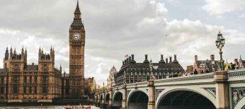 A Londres para comprar ropa, sin ninguna duda