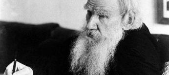 Centenario de la muerte de Tolstói