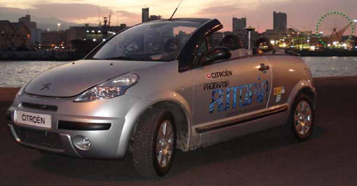 Babieca, Rocinante, Clavileño y Platero los primeros coches inteligentes que se conducen solos
