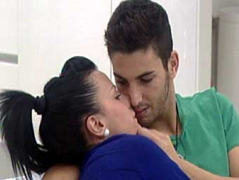 Gran Hermano, Laura y Marcelo