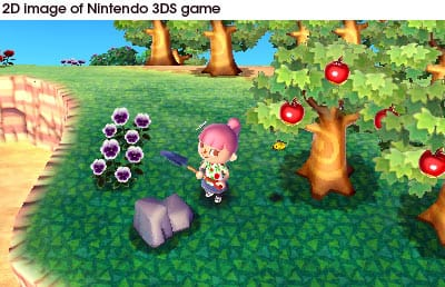 Nintendo 3DS Animal