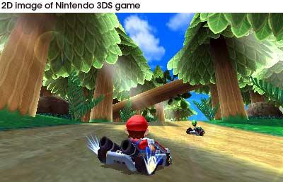 Nintendo 3DS Mario Kart