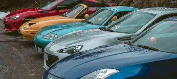 Los fabricantes de coches se preparan para el vehículo del futuro