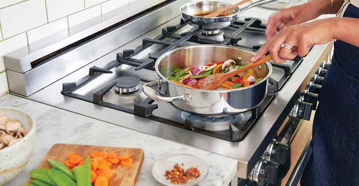Formas de cocinar los alimentos y reducir el tiempo de preparación alcanzando la nutrición óptima