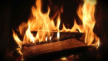 ¿Un cálido fuego de chimenea en tu salón? Wii lo hace posible con My Fireplace