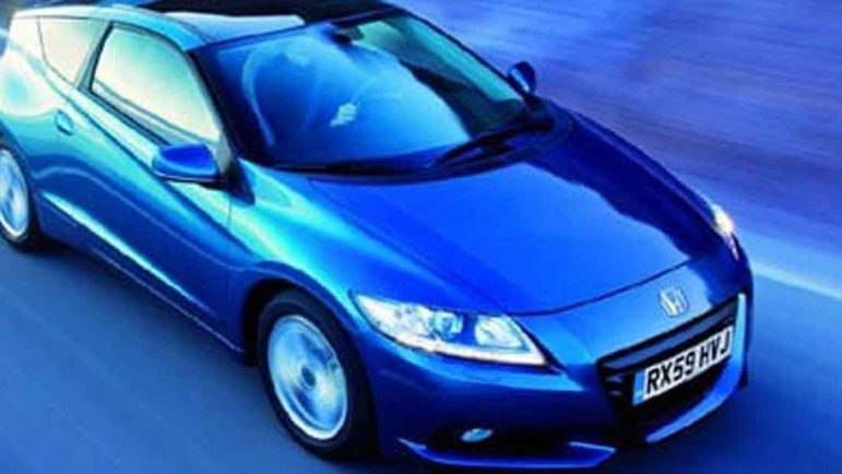 El Honda CR-Z, a partir de junio por 21.900 euros
