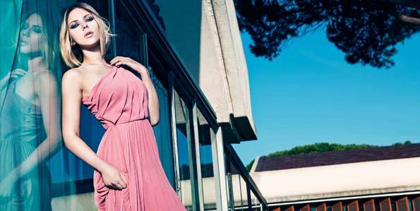 Scarlet Johansson, de Mango
